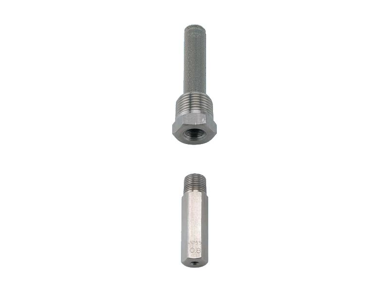 CM series – Paper trimming nozzle with ceramic orifice - Hydraulic Nozzles – Solid Stream Jet Pattern