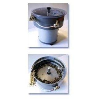 Circular vibrating bases - null