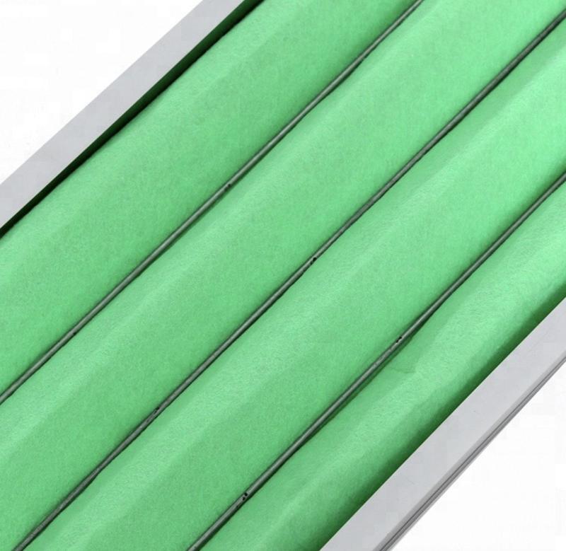 Cadre Pré-filtre Plissé En Métal G3/g4/m5/m6 Climatiseur - Aisibao - Cadres pré-filtre