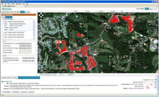 ERDAS APOLLO - Système orienté services Web pour la gestion & le traitement