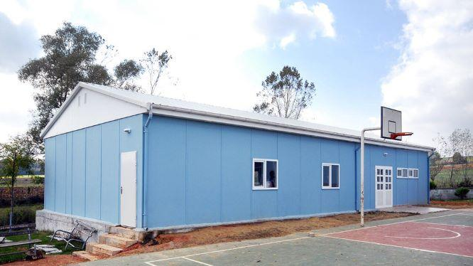 Prefabricated Building  - Prefabricated Constructions