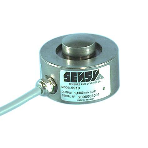 LOW PROFILE COMPRESSION LOAD CELL - 5910