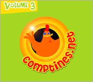 Comptines.net Vol. 3 - Digital | e-magine | 2008