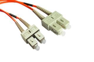 SC-SC Multimode Duplex Patch Cord