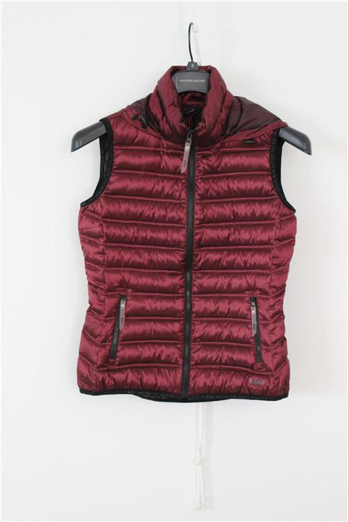 High quality women's down vest