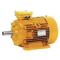 ATEX Polvo : cárter de fundición de 0,25 a 400 kW - FLSPX - zona 21