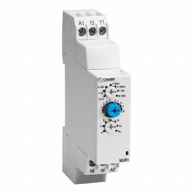 RELAY TIME ANALG 8A 24-240V DIN - Crouzet 88827105