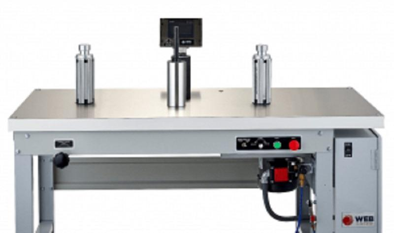 Model WT-30LC - Rewind and Inspection System