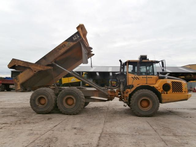 Dumpers - Volvo A25