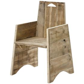 Chairs - Timber Armchair