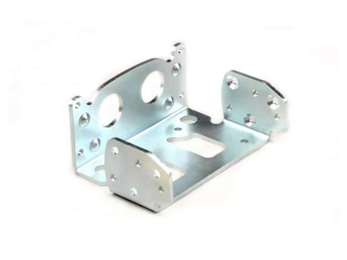 Galvanized Stamping Parts - Galvanized (Zinc Plated)stamping parts Custom from China factory-Ming Xiao Mfg