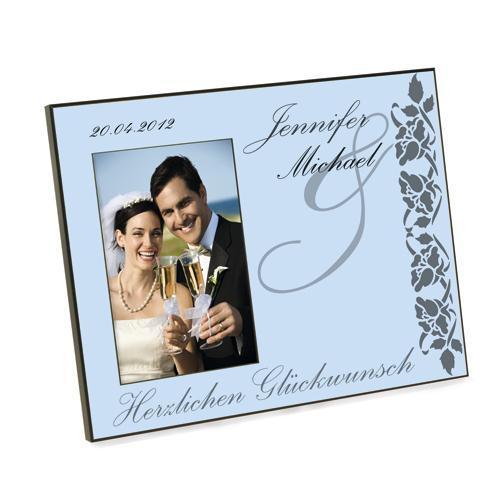 Cadre imprimable pour photo - personnalisation comprise pour photo de 100 x 150 mm