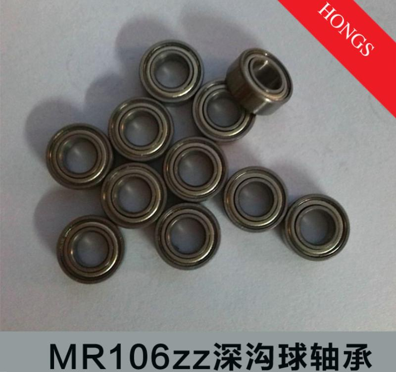 Metric MR Series Bearing - MR106ZZ-6*10*3