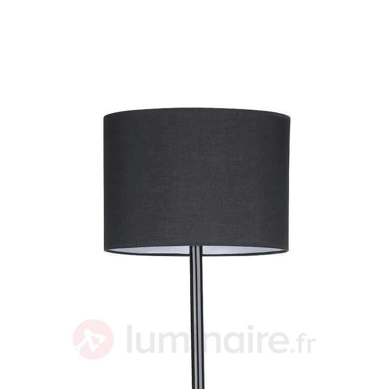 Lampadaire imposant Black - Lampadaires en tissu