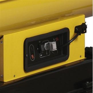 CANON A AIR CHAUD TROTEC IDS 45 - Générateur d'air chaud au fioul 52 KW NEUF