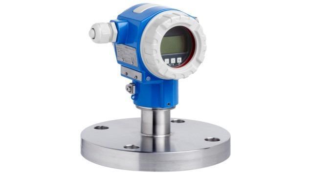 Misura di livello idrostatica Deltapilot FMB70 -