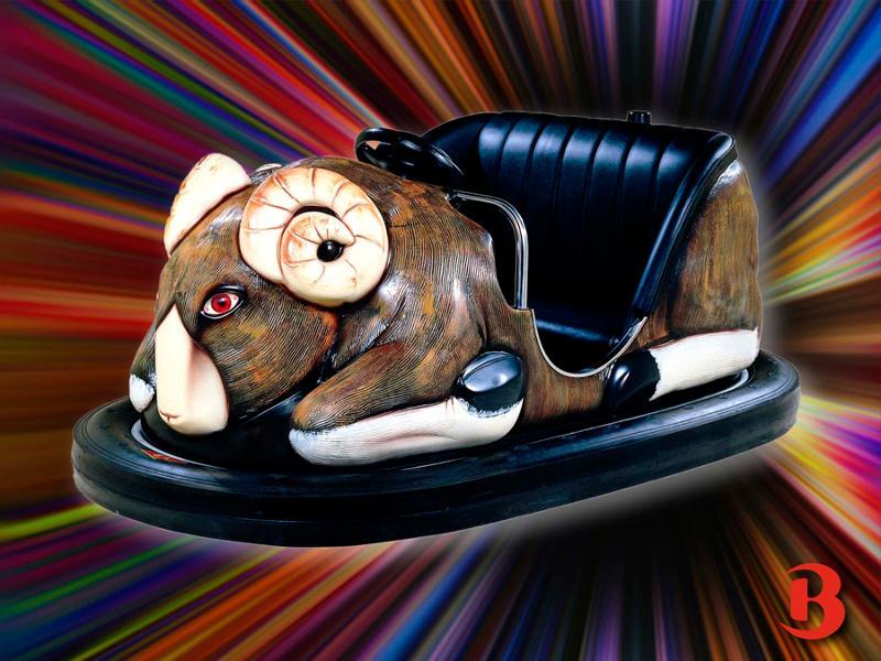 Animal - Bumper Cars Adult
