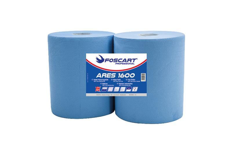 ARES 1600 – rotolo puliasciugatutto - Rotoli Puliasciugatutto