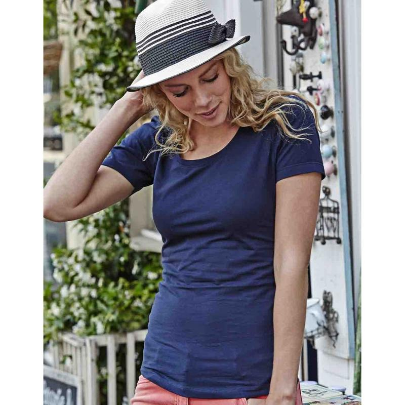 Tee-shirt femme Stretch - Manches courtes