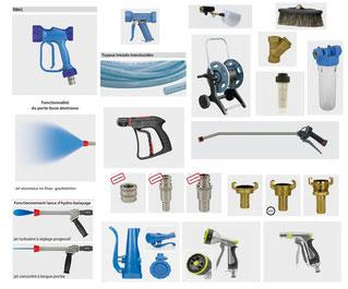 Accessoires Basse Pression - null