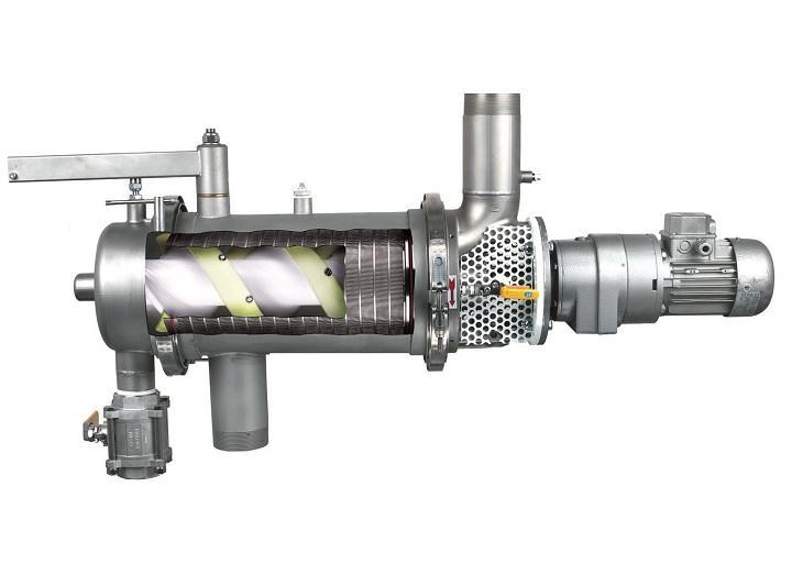 Filtros industriales para líquidos - Russell Eco Filter®