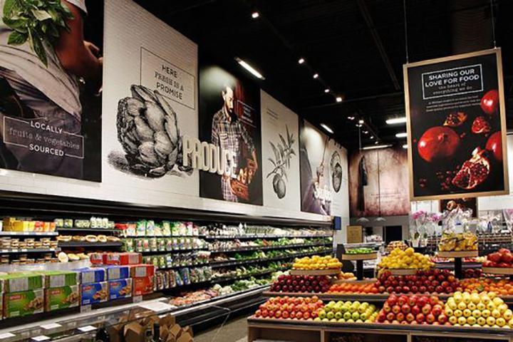 Greengrocery (veg&fruits) Retail Equipment - null