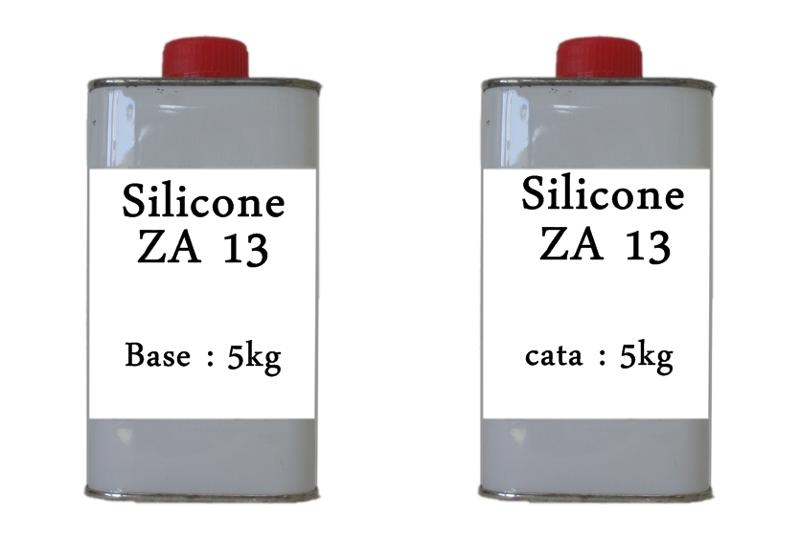 SILICONE MOULAGE 13SH.A 10KG - Produits pour le moulage Silicones