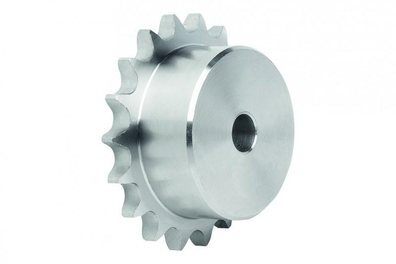 Sprockets - Sprockets single stainless steel DIN ISO 606