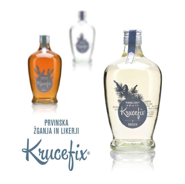 Krucefix Divja Meta - alc. 40% by Vol.
