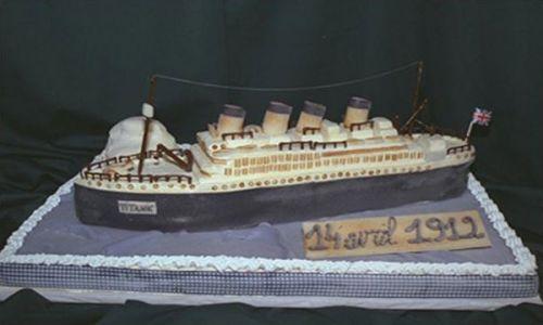 Pieces montees - Titanic