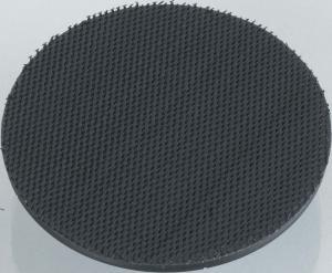 Schleifteller mit flexibler Zwischenschicht - Formverschäumt