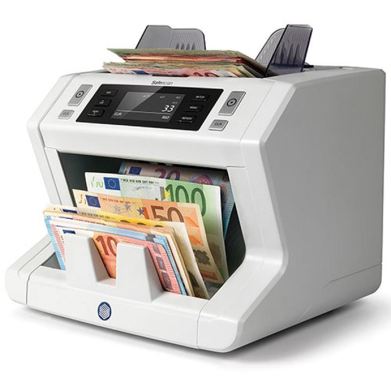 Compteuse automatique valeur billets mélangés - Sécurité des biens et des personnes