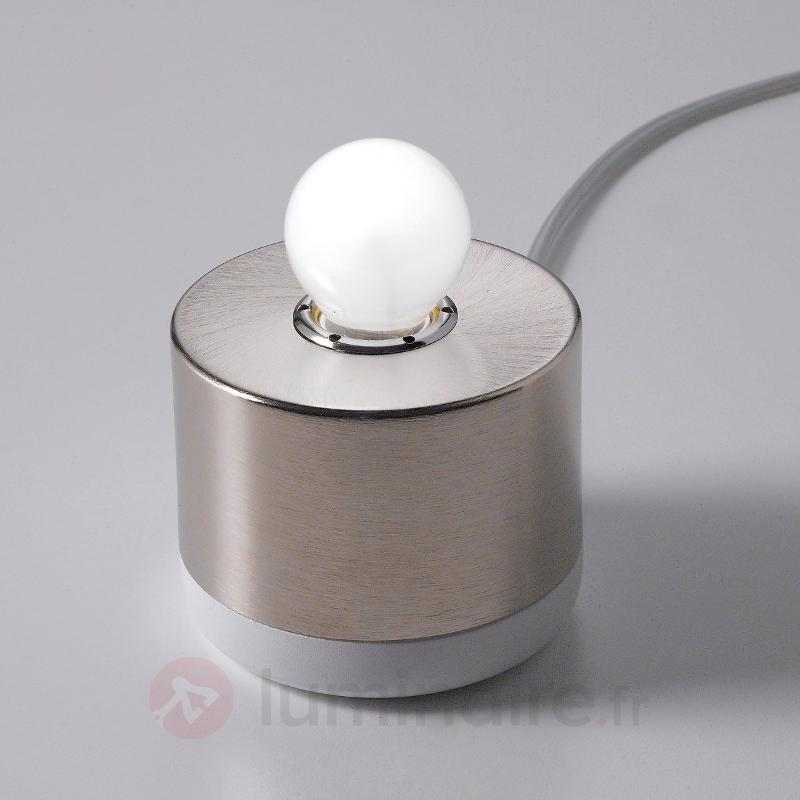 Petite lampe à poser Parmelia au design moderne - Lampes de chevet