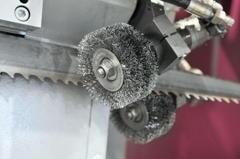 Scies à ruban de grand rendement automatiques -HBM - Les plus rapides pour les cas les plus difficiles