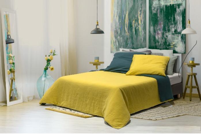 Duvet cover - 100 % linen duvet covers