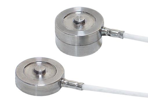Subminiature load cell - 8413, 8414 - Subminiature load cell, very small dimensions, for small measurement ranges,