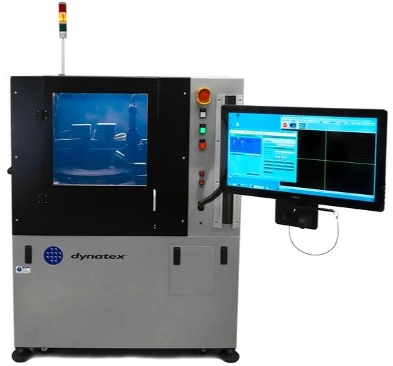 DTX-200-MDB scoring machine and breaker - for semiconductor industry