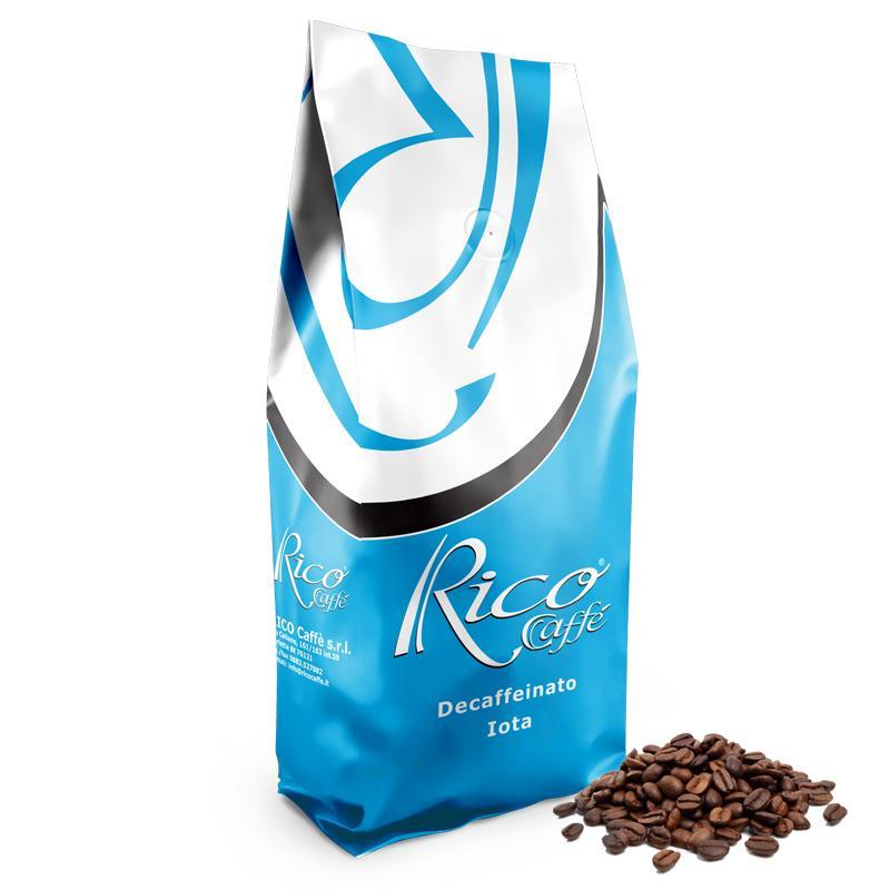 Miscela Di Caffè In Grani Iota Decaffeinato - null