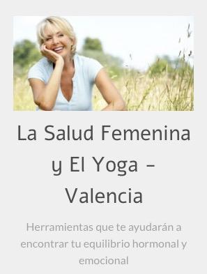 LA SALUD FEMENINA Y EL YOGA