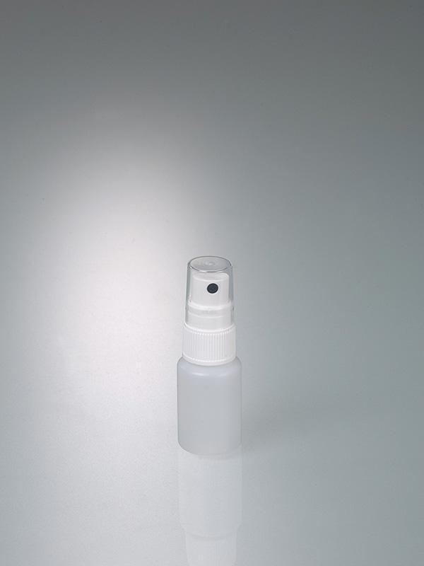 Sprühflaschen mit Pumpzerstäuber - Kunststoffsprüher, HDPE-Flasche, Laborausstattung