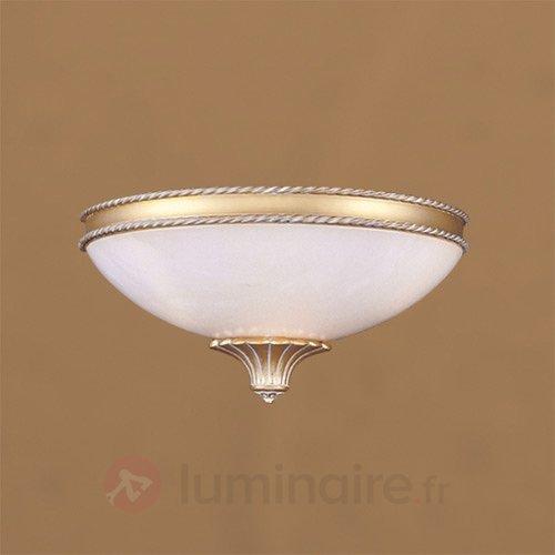 Applique Minerva albâtre 18 cm - Appliques classiques, antiques