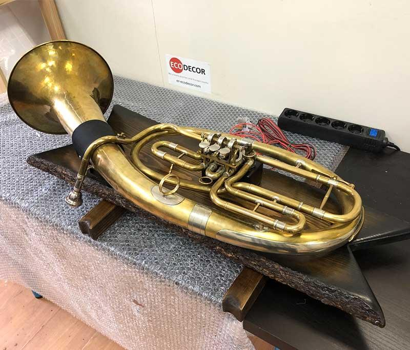 """Horn"" prop. Big edition -"