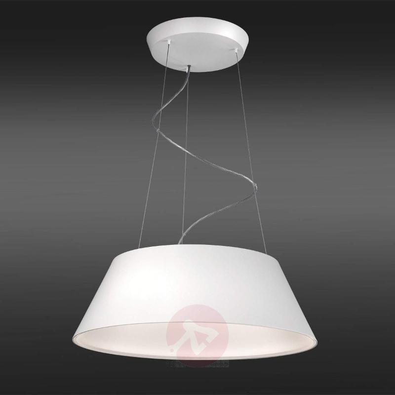 White LED hanging light Cielo - Pendant Lighting