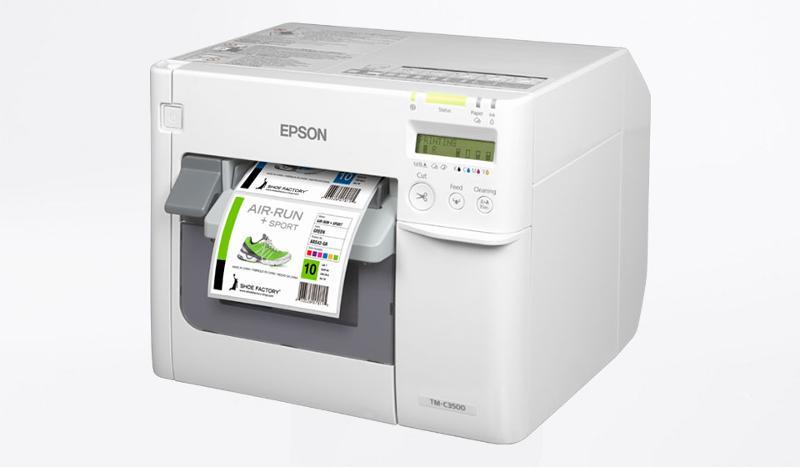 Drucker - Epson ColorWorks C3500