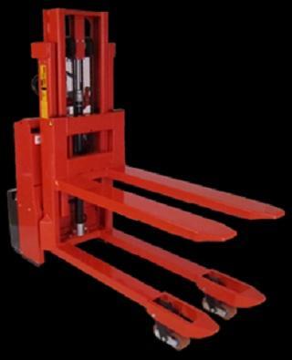 Transport et levage de deux palettes à la fois - Twin Stacker