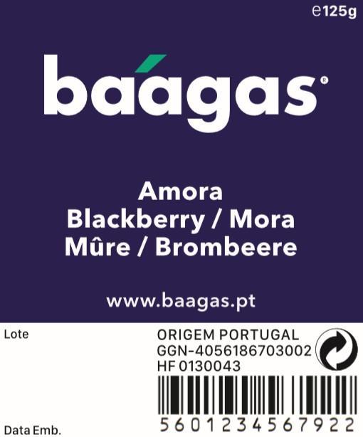 Amora - baagas
