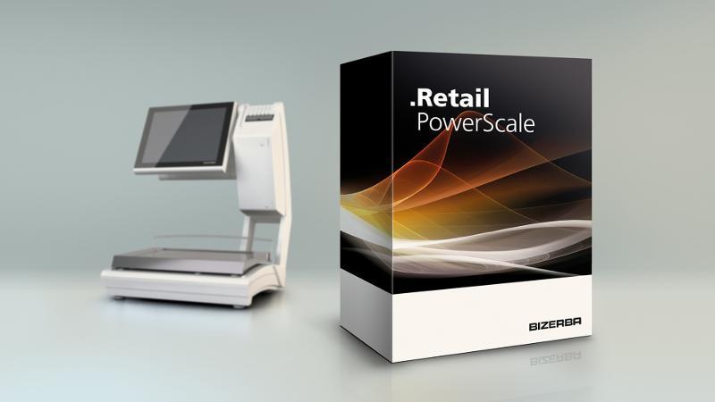 RetailPowerScale - PC scale software