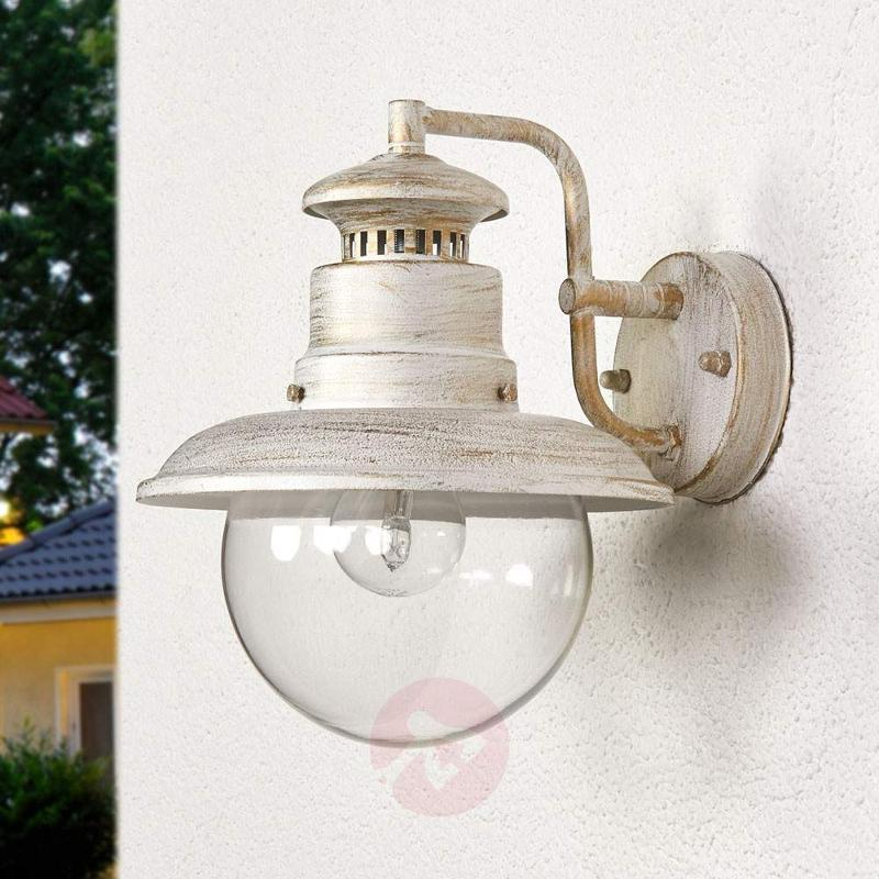 Artu outdoor wall light with an antique look - Outdoor Wall Lights