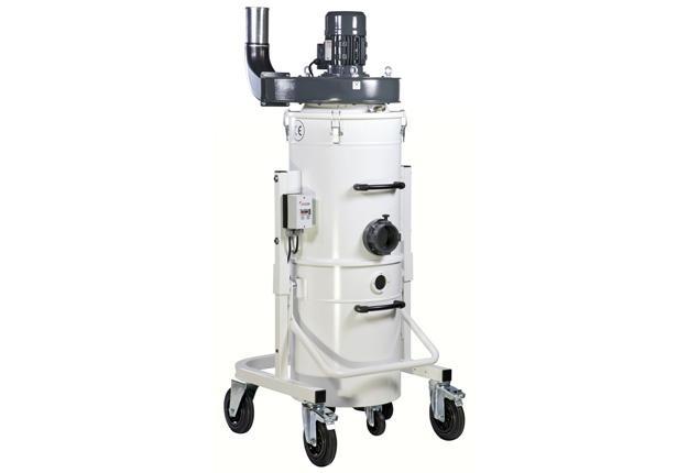 Aspirateur à copeaux 1200 m3/h - iV2 EXTRUSION 1.5
