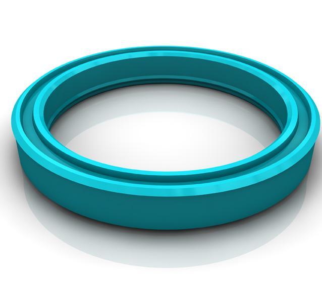 Rod Seals - Zurcon® - U-Cup RU2